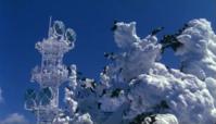 ロケ地:サロット一式を届けるためツアーコースで万座に向かいます(渋峠・横手山) - 私をスキーに連れてって ロケ地でバーン