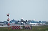 NRT - 3 - fun time (飛行機と空)