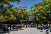 熱田神宮へ - 光のメロディー