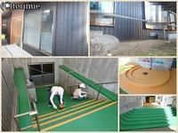 5/5・白子・H施設(塗装工事)→菰野・U邸(外壁角波) - とり三重成るままにsince2004