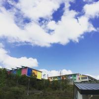 本日の「素敵だCOLOR」はカラフル小学校 - 色彩コンサルタント 松本千早のブログ REAL COLOR DREAM