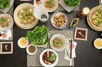 ベトナム料理 プライベートレッスン ~ニューベトナム料理 - 晴れた朝には 改