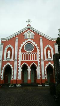 宝亀教会と紐差教会  ◆春の長崎の旅#14◆ - Emily  diary