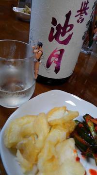 池月酒造 「誉池月 八反錦50 木槽しぼり」純米吟醸 生詰一回火入れ - やっぱポン酒でしょ!!(日本酒カタログ)