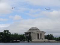 ジェファーソン記念館 ホワイトハウス - f's note ak