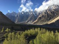 美しいパスー そしてタポプダン峰 - フンザ旅行会社&取材手配 おカミさんやっています