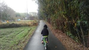 自転車塗装【DIY遊び】 - 自分の足で歩く。