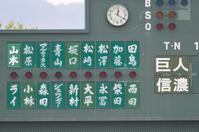 2017/05/06 中野市営野球場 対巨人(三軍) - Jester's Pictures