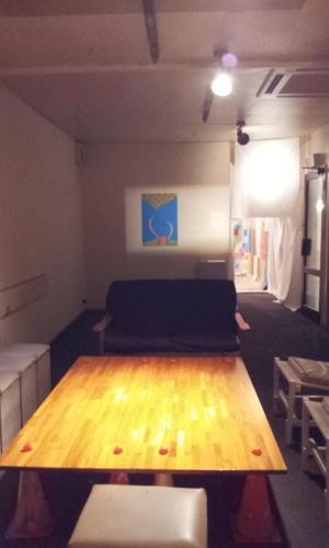 宇都亜紗子壁画展「Wall Painting Ⅳ」クロージングパーティは5月6日(土)。 -