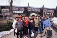 夕張・南部小学校の子供たち - 萩原義弘のすかぶら写真日記