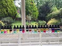 """Plant Sprits & Creations 「ハーブのカラーボトル作り」について - 英国メディカルハーバリスト&アロマセラピストのブログ""""Herbal Healing 別館"""""""