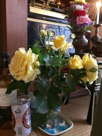 薔薇満載 - 今日のN家