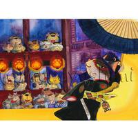 ネコ歌舞伎と、のの太郎 海を渡る・・・その後Ⅲ - 続ねこのひと~むらよしみのぶろぐ