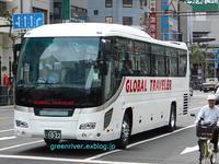 大地観光バス 1022 - 注文の多い、撮影者のBLOG