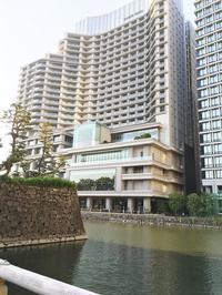 都内で一番好きなテラス♪ パレスホテル東京 - wine-memory 2