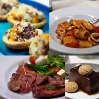 6月レッスンのご案内(イタリア料理) - ソムリエが教える  イタリア、フランス 地方のおそうざい