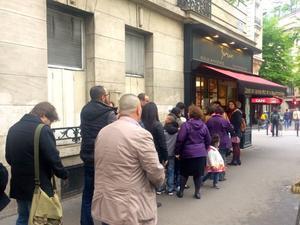 パリで一番美味しいバゲット2017年優勝店、 ブラン・ブーランジェ! - keiko's paris journal <パリ通信 - KLS>