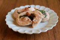 小皿つまみ*鶏ささみの梅シソ - 小皿ひとさら