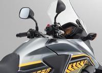 400Xのナックルガード - マーチとバイク