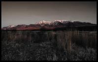 早朝、山の風景 - コバチャンのBLOG