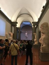 アカデミア美術館~ダヴィデ その1~ - Firenze&Toscana Photoravel 日記