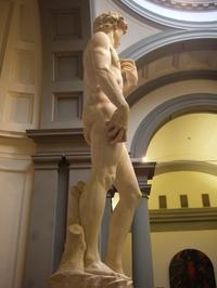 アカデミア美術館~ダヴィデ その2~ - Firenze&Toscana Photoravel 日記
