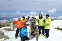 のべ標高差2000m滑走 - じゅんりなブログ