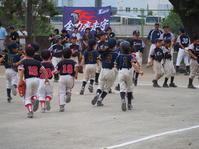 ジュニアカップ83's三部予選第二回戦 - 学童野球と畑とたまに自転車
