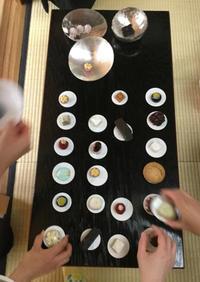 千年茶会 - 簡単電子レンジで作れる和菓子 鳥居満智栄の和菓子日和
