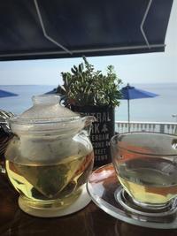 葉山「葉山ホテル音羽の森」アドリア海を彷彿させる風景を眺めてティータイム! - 美・食・旅のエピキュリアン