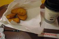 KFC 『ナゲット5ピース』 - My favorite things