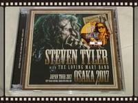 STEVEN TYLER with THE LOVING MARY BAND / OSAKA 2017 - 無駄遣いな日々
