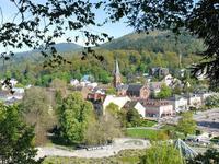 黒い森の保養地バーデンヴァイラーと古城 - ドイツの優しい暮らし Part 2