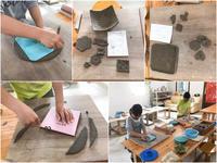 本日の陶芸教室 Vol.672 - 陶工房スタジオ ル・ポット