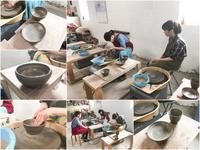 本日の陶芸教室 Vol.674 - 陶工房スタジオ ル・ポット