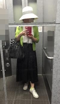 今日も緑のおばさんでひたw - 新生・gogoワテは行く!