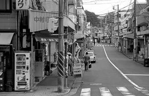 商店街(その2) - そぞろ歩きの記憶