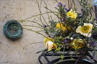 yumi saito paris ~ Bouquet champêtre de provence - * Spice of My Life *