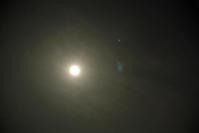 月と木星とスピカでトライアングル(2017年5月8日) - FACE's of the MOON - photos & silly things
