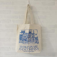 シェイクスピア アンド カンパニー(SHAKESPEARE AND COMPANY) ロゴエコバッグ 入荷 - かわいい暮らしに寄り添う雑貨*フランスと世界の雑貨 Darunのブログ