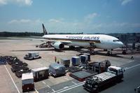 SQ634便の機材と機内食 と シルバークリスラウンジ シンガポールの旅 2017年3月(6) - ピンホール写真 Pinhole Photography 旅(非日常)と日常(現実)を行きつ戻りつ