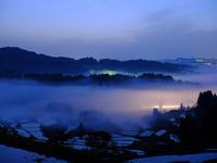 連休最終日の星峠 - デジタルで見ていた風景