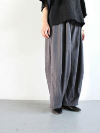 NEEDLES Darts Military Pants - Pe/R Pin Stripe - 『Bumpkins putting on airs』