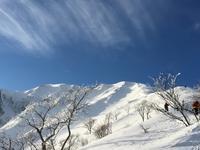 16-17 DAY16 大山バックカントリー 7合沢 - えんじょい らいふ