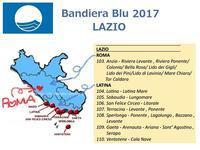 """""""発表!おすすめビーチ!2017@バンディエラ・ブルー ほか"""" ~ ラツィオ州 編 - bandiera blu 2017:Lazio - ~ - ROMA  - PhotoBlog"""