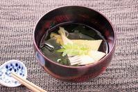 春の味覚!若竹汁 - cafeごはん。ときどきおやつ