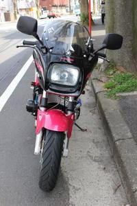 ターボバイク只今参上ッッッ - カットブレイク SHIN