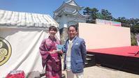 名古屋城 春の陣2017 ~来てくれた皆様編~ - 愛知・名古屋を中心に活動する女性ギタリストせきともこのブログ
