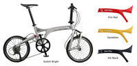 birdy monocoque air 登場!! - THE CYCLE 通信