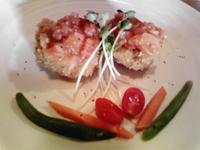 雑穀と野菜のクリームコロッケ - ナチュラル キッチン せさみ & ヒーリングルーム セサミ